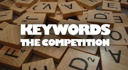 keywords-competition