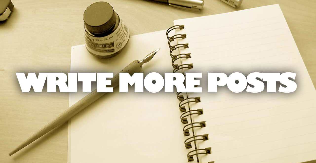 write-more-posts