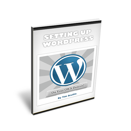 Setting Upr WordPress